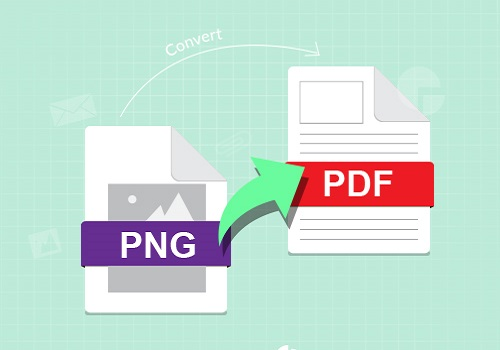 How to Covert PNG Images to PDF Documents