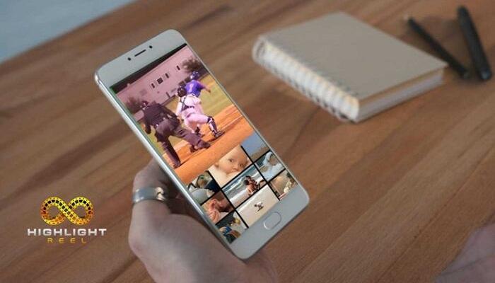 Highlight Reel Mobile Application